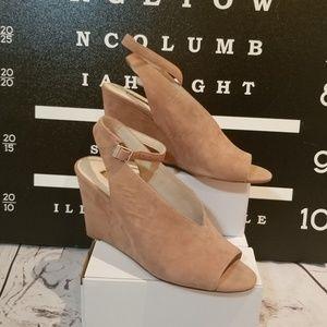 Brand New Ankle Strap Wedge Sandal